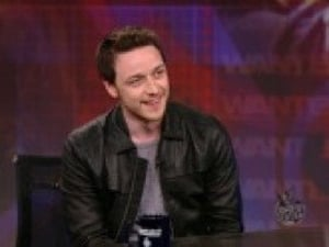 The Daily Show with Trevor Noah - James McAvoy Wiki Reviews