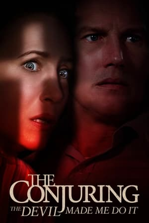 poster The Conjuring: The Devil Made Me Do It