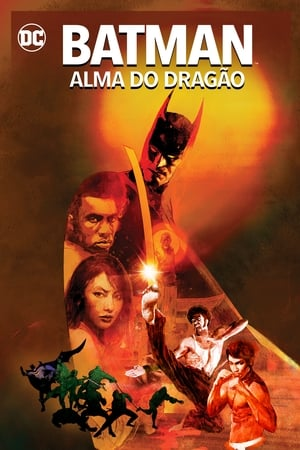 Batman: Alma do Dragão