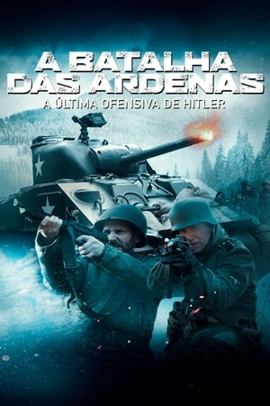 A Batalha das Ardenas – A Última Ofensiva de Hitler Torrent, Download, movie, filme, poster
