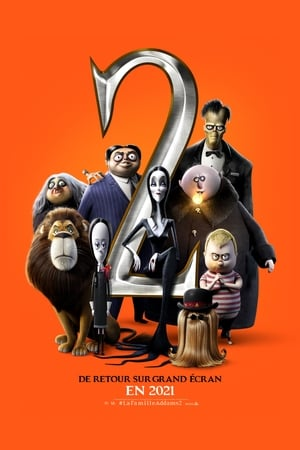 poster The Addams Family 2