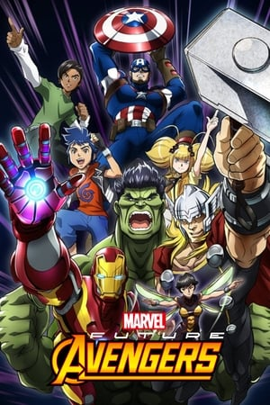 Play Marvel's Future Avengers
