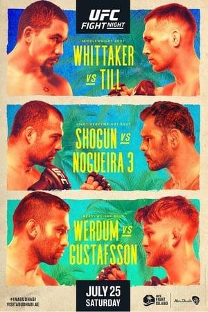 UFC Fight Night 174: Whittaker vs. Till (2020)