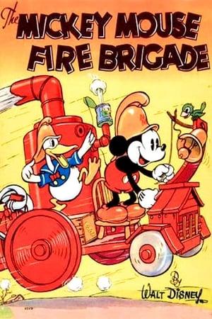 Image Mickey's Fire Brigade