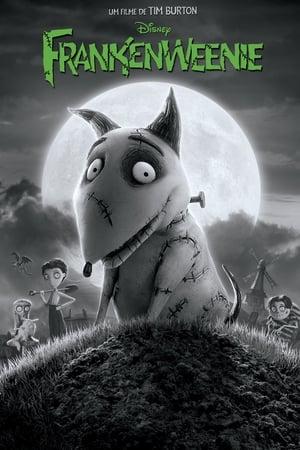 Frankenweenie - Poster