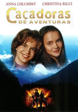 Caçadoras de Aventuras - Poster