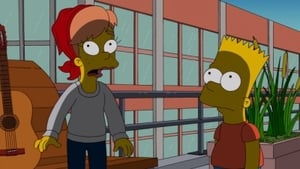 The Simpsons Season 24 :Episode 1  Moonshine River