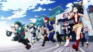 Boku no Hero Academia: 5×1
