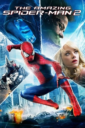 The Amazing Spider-Man 2-Emma Stone
