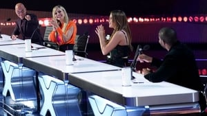 America's Got Talent Season 15 :Episode 13  Live Show 2