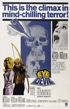 Capa do filme O Olho do Diabo
