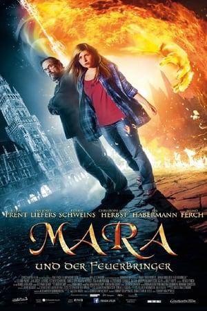 Mara et le Démon de feu
