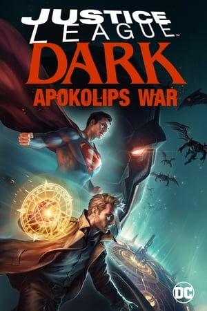 poster Justice League Dark: Apokolips War