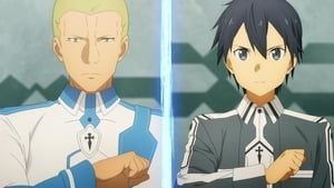 Sword Art Online Season 3 :Episode 8  Swordsman's Pride