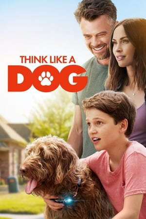 Poster Think Like a Dog (2020)