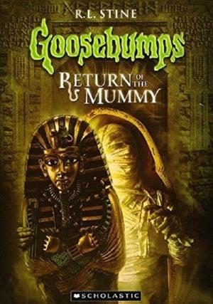 Image Goosebumps: Return of the Mummy