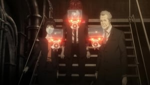 Psycho-Pass 3 Movie: First Inspector