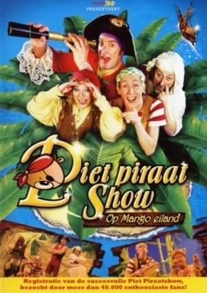 Piet Piraat op Mango eiland