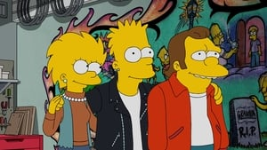 The Simpsons Season 27 :Episode 9  Barthood
