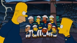 Los Simpson - The Wreck of the Relationship episodio 2 online
