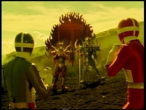 Super Sentai Season 23 : The Hellish Psyma Beast Army