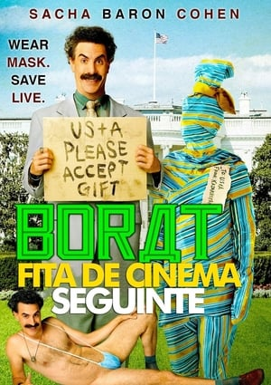 Borat: Fita de Cinema Seguinte - Poster
