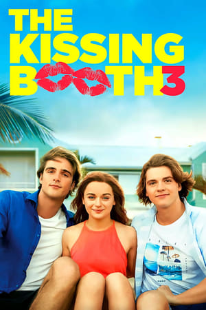 poster The Kissing Booth 3