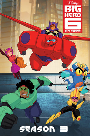 Big Hero 6 The Series Season 3 Episode 5