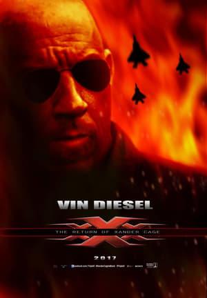 Cubierta de la película xXx: El Regreso de Xander Cage