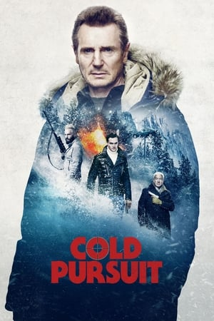 Cold Pursuit film posters