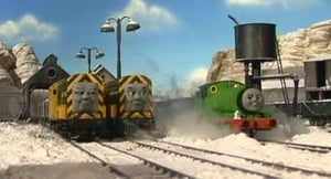 Thomas & Friends Season 8 :Episode 2  Percy's New Whistle