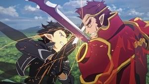 Sword Art Online Season 1 :Episode 20  General of the Blazing Flame