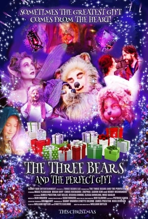 3 Bears Christmas – The Three Bears and the Perfect Gift