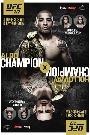 UFC 212: Aldo vs. Holloway