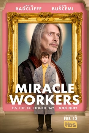 Miracle Workers 1ª Temporada Torrent, Download, movie, filme, poster