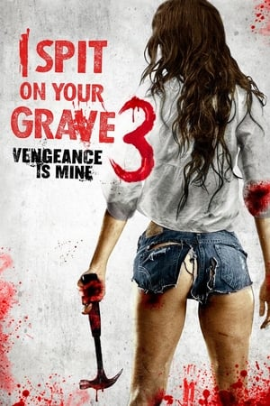 poster I Spit on Your Grave III: Vengeance is Mine