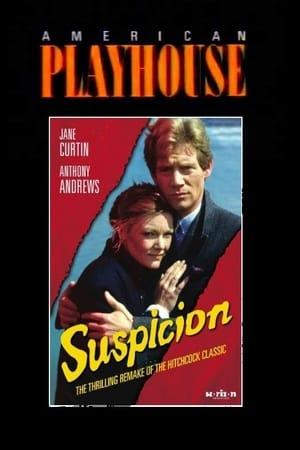 Suspicion poster
