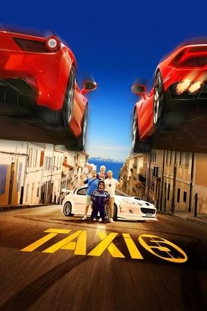 Taxi 5 Torrent, Download, movie, filme, poster