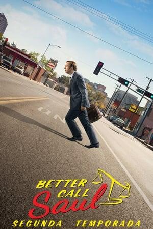 Better Call Saul 2ª Temporada Torrent, Download, movie, filme, poster