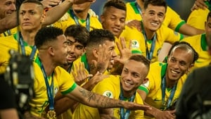 All or Nothing : Brazil National Team (2020)