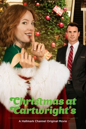 Poster Christmas at Cartwright's (2014)
