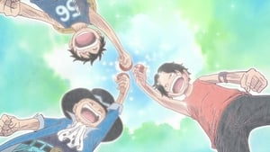 One Piece Season 0 :Episode 29  Episode of Sabo: Bond of Three Brothers - A Miraculous Reunion and an Inherited Will