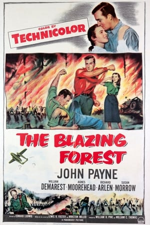 The Blazing Forest (1952)