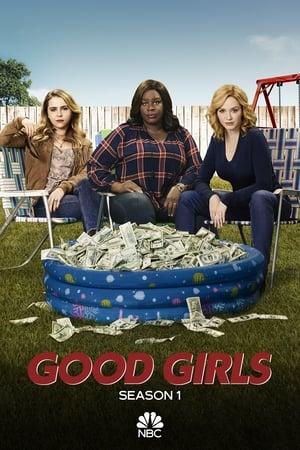 Good Girls 1ª Temporada Torrent, Download, movie, filme, poster