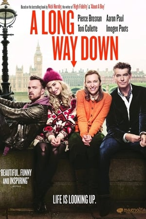 A Long Way Down (2014) is one of the best movies like Lost In Translation (2003)