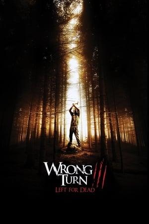 poster Wrong Turn 3: Left for Dead