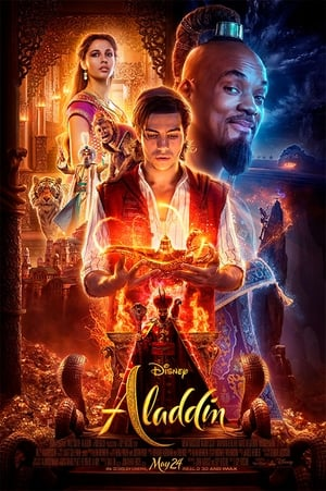 Aladdin Torrent (2019) Dual Áudio 5.1 / Dublado BluRay 720p | 1080p | 2160p 4K – Download