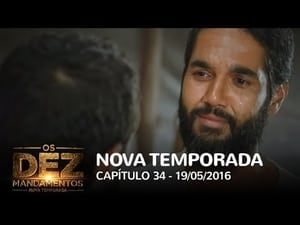 Watch S2E34 - Moses and the Ten Commandments Online