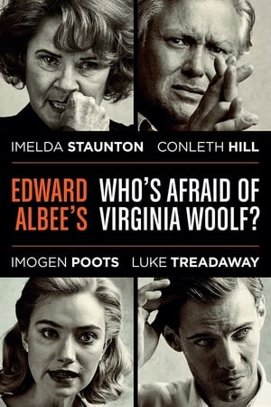 National Theatre Live: Edward Albee's Who's Afraid of Virginia Woolf?-Conleth Hill