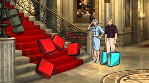 Archer Season 5 :Episode 11  Palace Intrigue: Part II